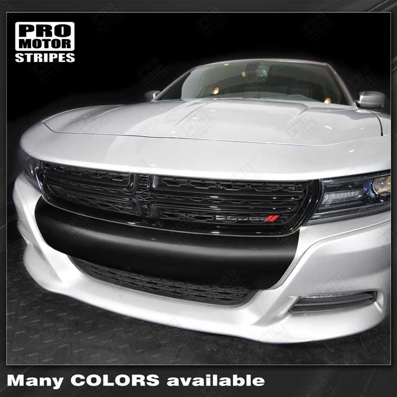 Dodge Charger 2011-2014 Headlight Accent Highlight Stripes Decals Choose Color